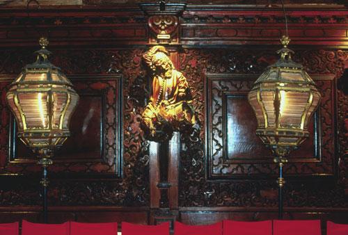 Scuola di San Rocco Tintoretto di San Rocco Itinerari