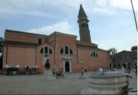 Chiesa Di San Martino Vescovo Turismovenezia It